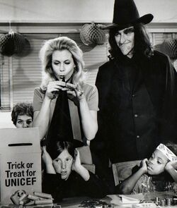 Trick or Treat (Bewitched)