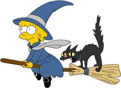 Halloween-Lisa-Simpson