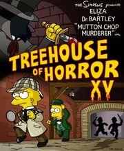 Treehouse of Horror XV