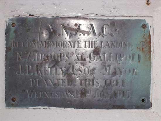File:ANZAC Plaque at Gallipolli.jpg
