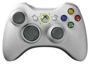 Xbox360 controler face
