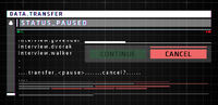 H5G HUNTtheTRUTH DataTransfer