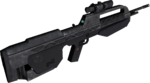 BR55HB SR Battle Rifle-rear