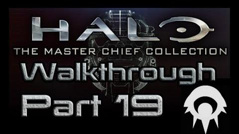Halo- The Master Chief Collection Walkthrough - Part 19 - Regret