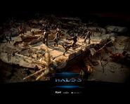 Halo3 diorama 1352-1-
