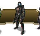 Infinity Armor Pack