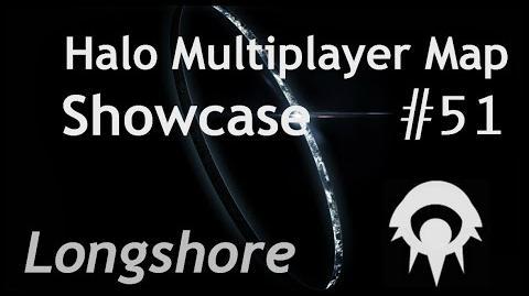 Halo Multiplayer Maps - Halo 3 Longshore