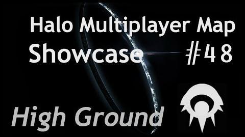 Halo Multiplayer Maps - Halo 3 High Ground