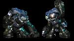 H4 Grunt Ranger render