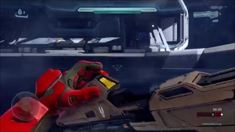 H5 Railgun Animations
