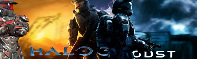 USER Dab1001 - Dab Reviews Halo 3 and ODST - Banner