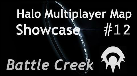 Halo Multiplayer Maps - Halo 1 Battle Creek