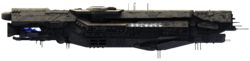 H4-UNSCInfinity-Starship-Side