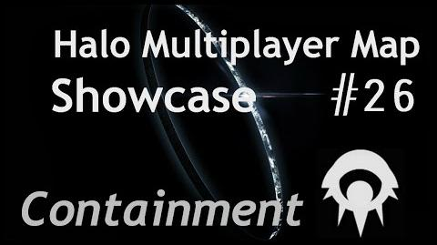 Halo Multiplayer Maps - Halo 2 Containment