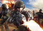 HW2 Blitz-Artwork Marines-Alt