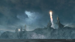 Halo- Reach - Saber Launching
