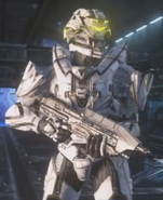 Halo Online - Armours - Cyclops