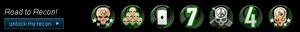 Halo3 Unlock Recon