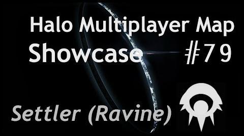 Halo Multiplayer Maps -79 - Halo 4- Settler (Ravine)