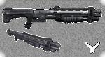 Halo Reach Shotgun