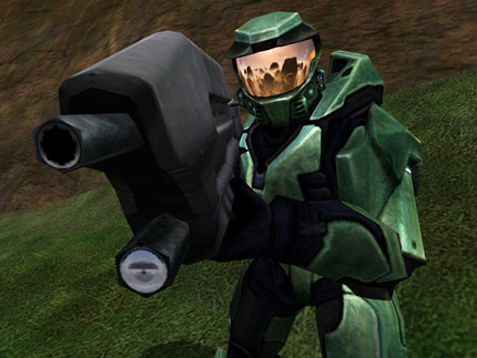 File:Master Chief Points Gun.jpg