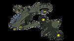 Halo Legends: Homecoming Hornet Concept