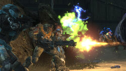 Halo- Reach - Noble Team Battle