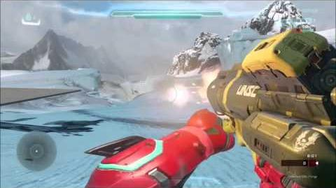 H5 Rocket Launcher Animations