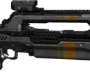 BR85 중포신 제식 소총