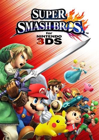 File:USER Super Smash Bros 4 Box Art.jpg