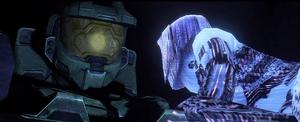 Cortana rescue Gravemind