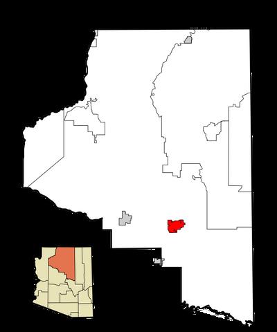 File:Flagstaff Coconino County AZ Location.png