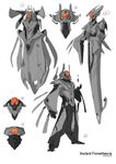 Halo 4 Promethean Concept Art 2