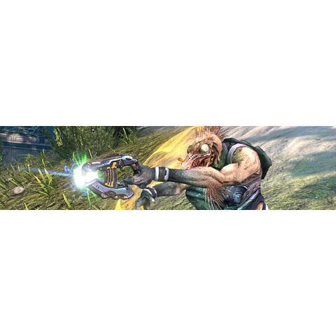 Un Jackal con la Pistola al Plasma in Halo 2