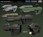 WeaponMA5B/HW