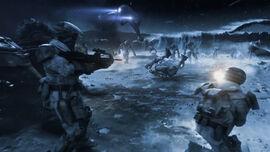 Halo Wars Marine BR