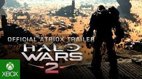 Halo Wars 2 Atriox Trailer