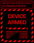 MFDD armed screen