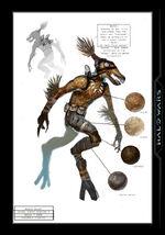 Jackal warrior