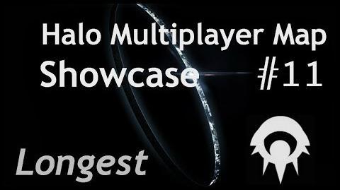 Halo Multiplayer Maps - Halo 1 Longest