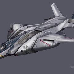 Führer Redesign des Pelican in Halo: Reach