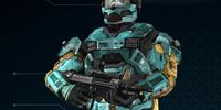 危险任务型动力突击护甲 (麦克5型)