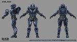H5G Concept-Armor Anubis-3View