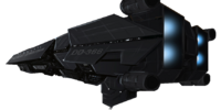 UNSC destroyer