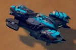 HW2-Beta Profile Marauder
