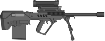 Model 47 Light Machine Gun