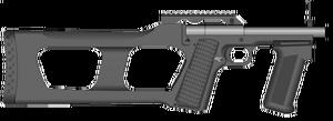 Type-40 Directed-energy pistol