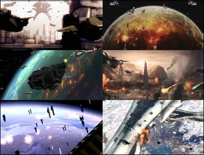 Human-Covenant War composite