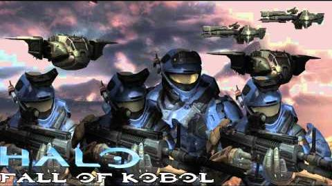 Halo - Fall of Kobol Soundtrack - Burning Cities
