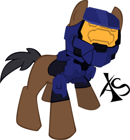 File:Mlp halo blue team by xeno scorpion alien-d4814no.png